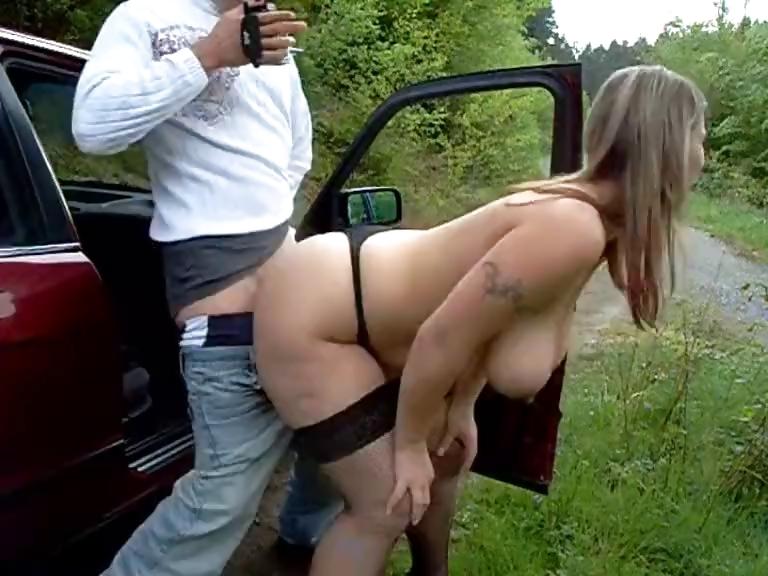 зрелые на улице секс фото